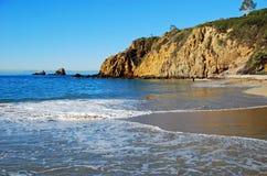 Crescent Bay norr Laguna Beach, Kalifornien Royaltyfria Bilder