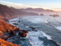 Crescent Beach, Ecola State Park, Oregon Royalty Free Stock Images