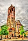 The Crescent Church in Belfast Stock Photo