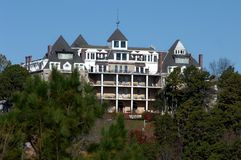 Crescent Hotel Stock Images