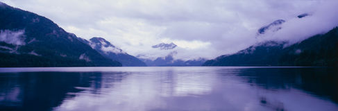 Crescent Lake Stock Photography
