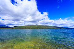 Crescent Lake Central Oregon Royalty Free Stock Images