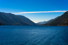Crescent Lake Stock Photo