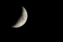 Crescent Moon Stock Images