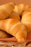 Crescent rolls Stock Photography
