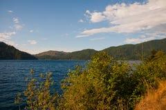 Crescente do lago Imagens de Stock