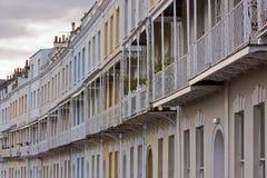 Crescente Georgian em Bristol Reino Unido Foto de Stock