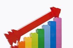 Crescimento   fotografia de stock