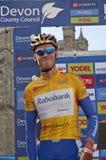 Crescimento amarelo do Lars do suporte de Jersey Imagens de Stock Royalty Free
