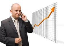 Crescimento confiável Fotografia de Stock