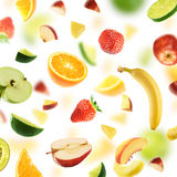 Crescimento da fruta