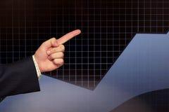 Crescimento de lucro Imagem de Stock Royalty Free