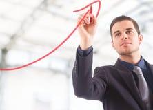 Crescimento do negócio Imagem de Stock Royalty Free