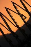 Crescimento industrial foto de stock royalty free