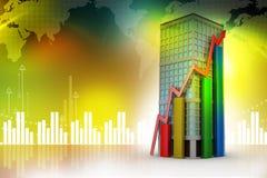 Crescimento industrial Fotos de Stock
