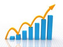 Crescimento rápido Foto de Stock Royalty Free