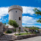 Creska Kula Tower In Cres - Croatia Royalty Free Stock Photos