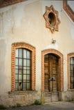Crespi D'Adda - Village (Unesco) Stock Images