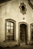 Crespi D'Adda - Village (Unesco) Royalty Free Stock Photo