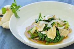 Cresson Bok Choy Salad Photo libre de droits