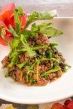Cresson de corned beef Photo stock