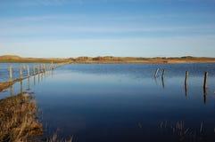 Cresswell Pond Stock Photo