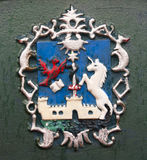 Crest of Eger, Hungary Royalty Free Stock Photos