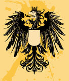 Crest object. Size and color can be changed Royalty Free Stock Photo