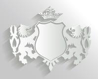 Crest Stock Photo