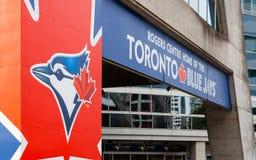 The Crest of Toronto Blue Jays