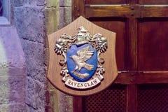 CREST van het Ravenclawhuis Royalty-vrije Stock Afbeelding