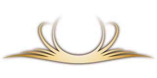 CREST (vector) Royalty-vrije Stock Afbeeldingen