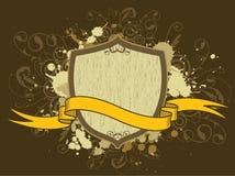 Cresta de la vendimia Imagen de archivo libre de regalías