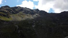 Cresta de montaña fotos de archivo libres de regalías