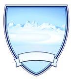 Cresta de montaña libre illustration
