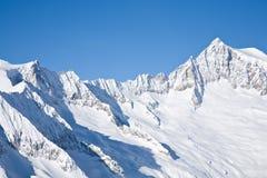 Cresta della montagna immagine stock libera da diritti