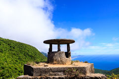 Cresta di Hai Van Pass Fotografia Stock Libera da Diritti