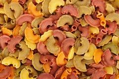 Creste di galli pastabakgrund Royaltyfri Fotografi