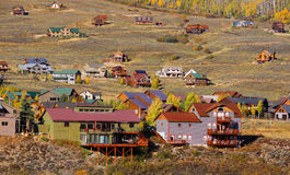 Crested Butte Royalty Free Stock Image
