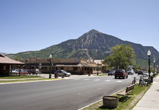 Crested Butte Stock Image