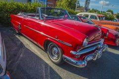 Crestline 1953 Форда Стоковая Фотография