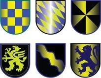 Crests Stock Photo