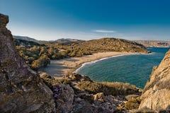 Creta Imagen de archivo libre de regalías