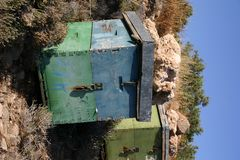 Creta/apicoltura Fotografie Stock Libere da Diritti