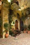 Creta, Chania Imagens de Stock