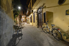 Creta, Chania Foto de Stock Royalty Free