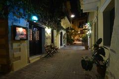 Creta, Chania Fotografia de Stock Royalty Free