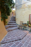 Creta, Chania Fotografia de Stock