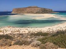Creta de Balos Fotos de Stock