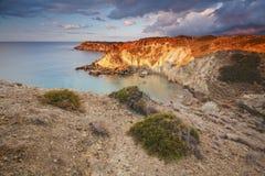 Creta del este, Grecia Imagen de archivo libre de regalías